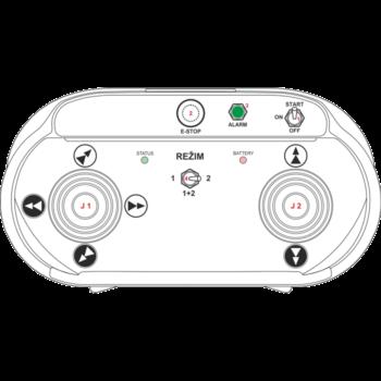 Vysílač MLTX2/IS2 Tandem
