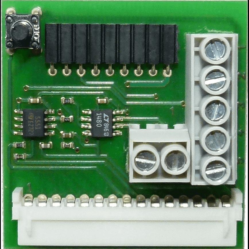 Karta RS485 AHG3815V02