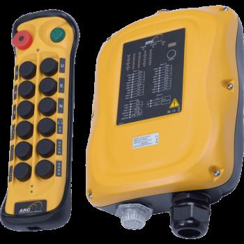 Rádiové dálkové ovládání Flex ECO 12