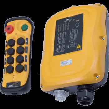 Rádiové dálkové ovládání Flex ECO 8