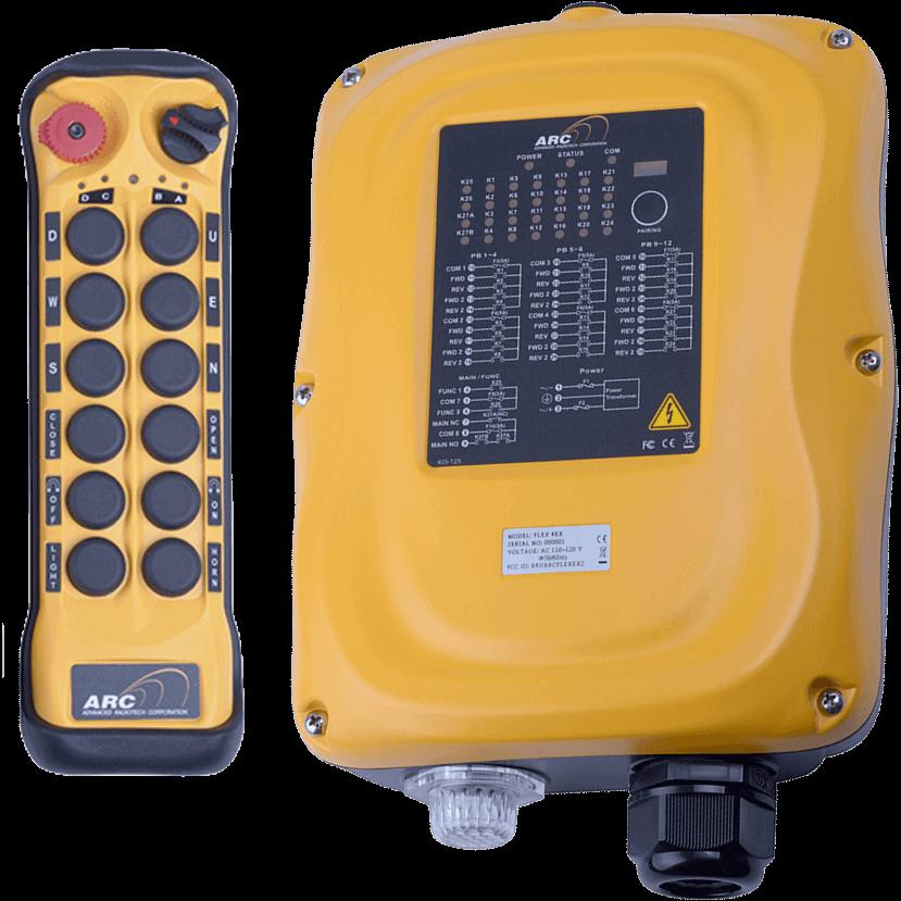 Rádiové dálkové ovládání Flex EX2 12