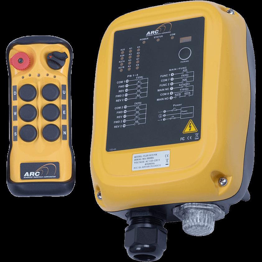 Rádiové dálkové ovládání Flex EX2 6
