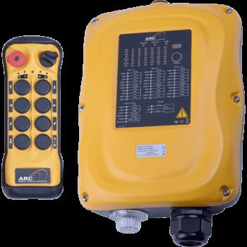 Rádiové dálkové ovládání Flex EX2 8