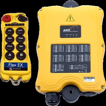 Rádiové dálkové ovládání Flex EX 8