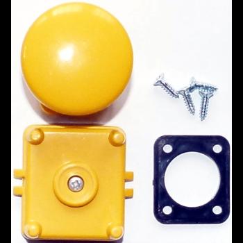 Hřibové impulsní tlačítko PRSL0512PI
