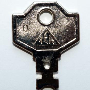 Náhradní klíč k přepínačům NPA PRTR7005PE
