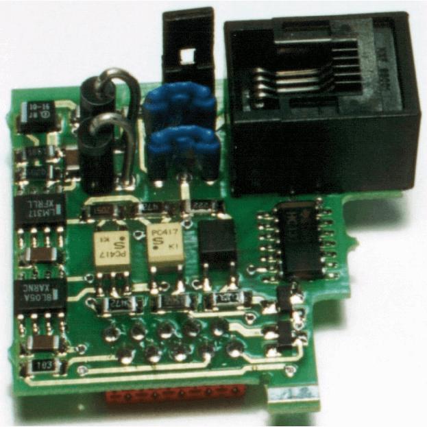 Karta RS485 do displeje MICRA M