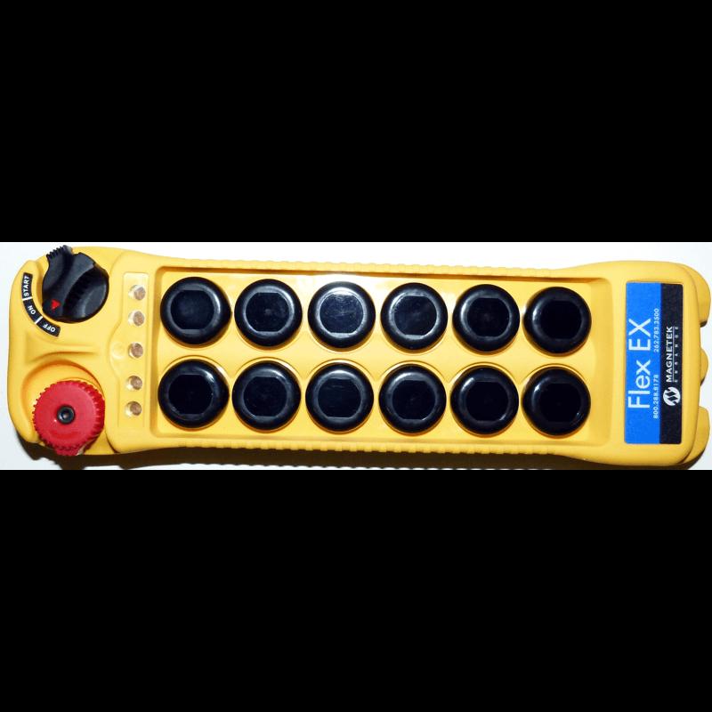 Vrchní kryt vysílače Flex EX 12