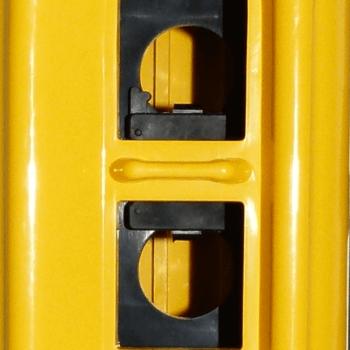 detail blokování v kitu NPA-CP