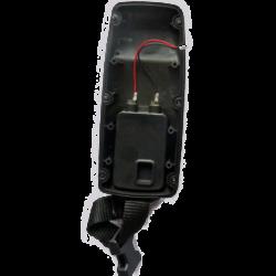 spodní kryt vysílače Tau-6