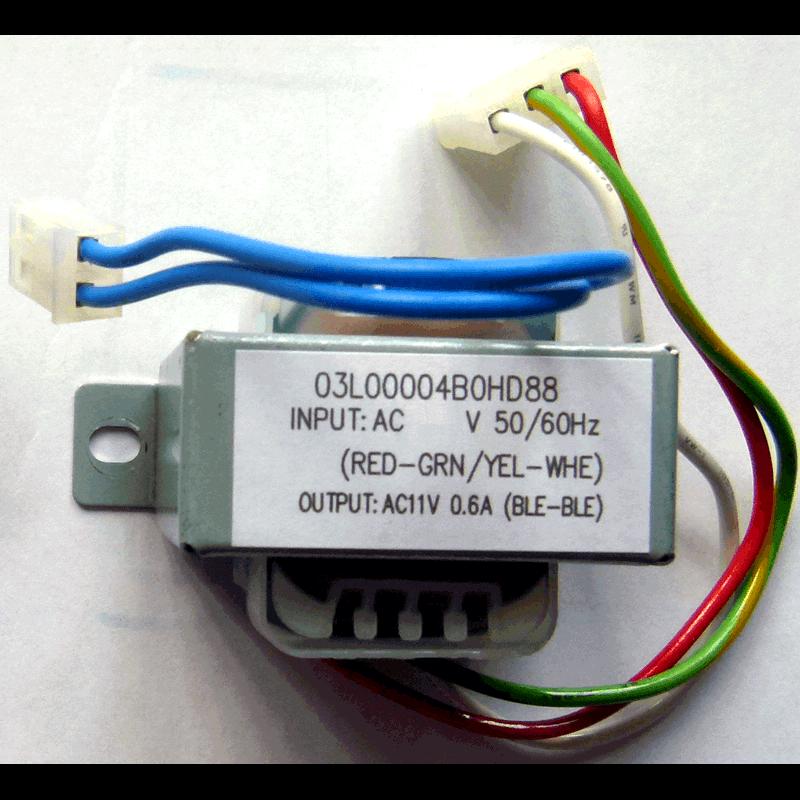 transformátor přijímače Flex